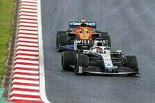 Formel 1, Russell: Fahrer sahen in der Türkei aus wie Idioten
