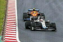 Formel 1: Williams testet Teile, Russell will Mittelfeld jagen