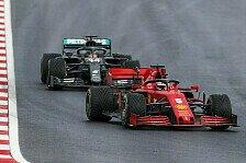 Formel 1, Analyse: Vettel macht Weg für Hamilton-Sieg frei