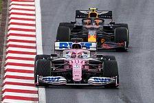 Formel 1, Albon: Absturz nach Kurs auf Podestplatz
