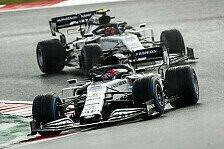 Formel 1, Kuriose AlphaTauri-Strafe: 6 Startplätze für nichts