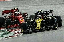 Formel 1, Renault spürt Ferrari-Druck: Türkei-Flop mit Folgen