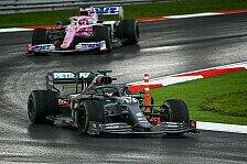 Formel 1, Türkei: Hamilton gewinnt Regen-Thriller und WM-Titel