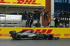 Formel 1 2020: Türkei GP - Rennen