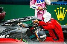 Formel 1, Vettel: Hamilton ist jetzt größer als Schumacher