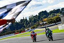 MotoGP Valencia: Morbidelli und Miller liefern Hammer-Duell