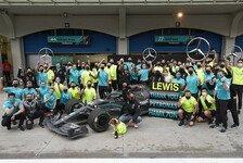 F1: Ineos übernimmt Drittel von Mercedes, Wolff-Zukunft klar