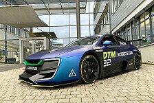DTM - Video: DTM Electric: So wurde das 1200-PS-Monster entwickelt