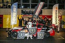 24H Series 2020: Herberth-Porsche siegt in Mugello