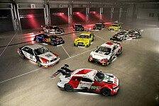 DTM: Audis Meister-Autos von Biela über Ekström bis Rast