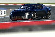 NASCAR Next Gen für 2022: Test auf dem Charlotte Motor Speedway