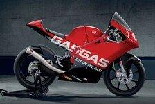 Moto3: GASGAS wird ab 2021 neuer Hersteller
