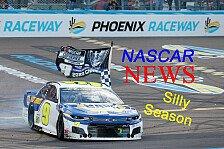 NASCAR Silly Season 2020/21: News und Infos aus der Winterpause