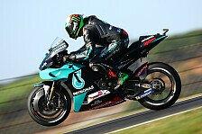 MotoGP: Petronas-Team will 2022 mit Yamaha weitermachen