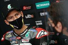 MotoGP: Fabio Quartararo will 2021 auf Mentalcoach setzen