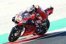 MotoGP - Andrea Dovizioso und Repsol Honda: Comeback in Katar?