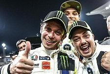 Valentino Rossi nimmt wieder an Langstrecken-Rennen teil
