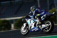 MotoGP Portimao: Horror-Wochenende für Weltmeister Joan Mir