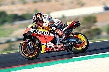 MotoGP-Test: Bradl bereitet Motorrad für Marquez-Comeback vor