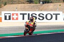MotoGP Portimao: Die Leistungen der heimischen Asse
