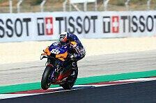 MotoGP Portimao 2020: Miguel Oliveira siegt, Stefan Bradl stark