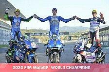 MotoGP Portimao 2020: Alle Bilder vom Renn-Sonntag