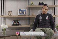 Formel 1 - Video: Video - Formel 1: Kein Mercedes! Das ist Hamiltons Traumauto