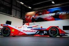 Formel E: Mahindra stellt Fahrer für 2021 vor: Alex hoch zwei