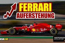 Formel 1 - Video: Gelingt Ferrari das Formel 1-Wunder 2020?