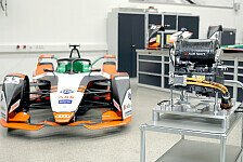 Formel E: Audi Sport ABT Schaeffler zeigt neues Auto für 2021