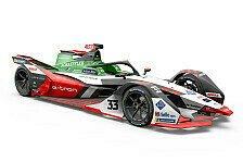Formel E - Video: Formel E: Alle Audi-Rennwagen 2014-2021 auf einen Blick