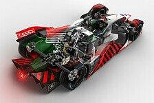 Formel E - Video: Formel E 2021: Audis neuer E-Motor im Detail erklärt