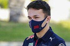 Formel 1, Albon verpasst Chance: Endstation Ersatzbank?