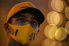 Formel 1, Norris & Corona: Isolation im Zimmer ohne Fenster