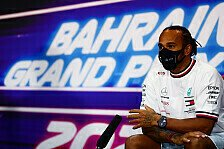 Formel 1, Menschenrechte in Bahrain: Brief ergreift Hamilton