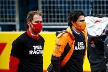 Formel 1, Vettel vs. Sainz: Reichen die Wintertests 2021?