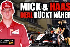 Formel 1 - Video: Mick Schumacher: Formel 1-Deal steht kurz bevor!