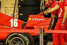 Formel 1: Ferrari lässt Motor an & nennt zwei Launch-Termine