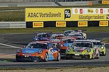 Porsche Carrera Cup bleibt im Rahmenprogramm