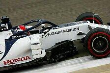 Formel 1, Kvyat nach Crash-Sonntag sauer: Strafe versaute alles
