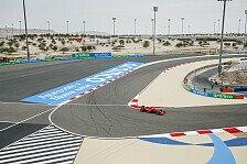 Formel 1 - Bahrain-Test 2021: Fahrer und Teams in der Übersicht
