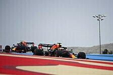 Formel 1 - Video: Formel 1 Bahrain: Hot Lap mit Max Verstappen in Sakhir