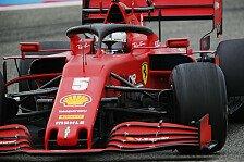 Formel 1, Vettel schimpft auf Pirelli: Probleme noch größer