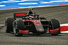 Formel 2 Bahrain-Qualifying: Ilott auf Pole, Schumacher nur P10