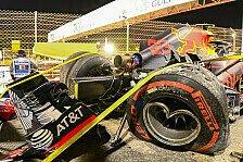 Formel 1 Bahrain, Albon nach Crash: Hätte mehr vom Gas gemusst