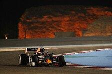 Formel 1, Reifen leiden in Bahrain: Verstappen wittert Chance