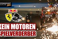 Formel 1 - Video: Formel 1, Motoren-Regeln: Ferrari will kein Spielverderber sein