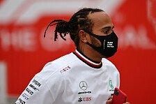 Formel 1: Hamilton Corona-negativ - Startfreigabe für Abu Dhabi