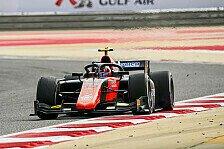 Formel 2 Bahrain: Schumacher verpasst Podium bei Drugovich-Sieg