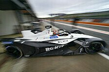 Formel E: Schwager von Serienchef Agag kauft Venturi-Team